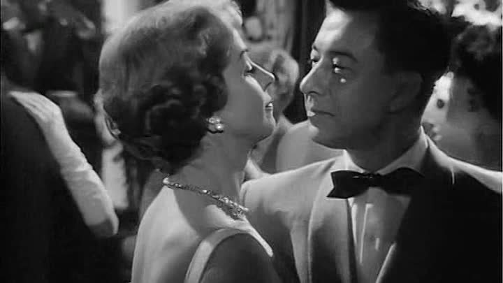 Электрическая вдова Le septième ciel (1958) 480р
