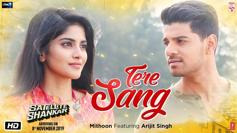 Tere Sang Video | Satellite Shankar | Sooraj, Megha | Mithoon Featuring Arijit Singh Aakanksha S