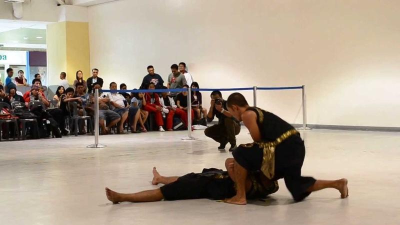 Laraw Kali Pamuok Filipino Martial Arts Demonstration