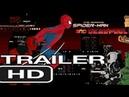 Удивительный Человек-Паук и Дэдпул тизер-Трейлер рисуем мультфильмы 2