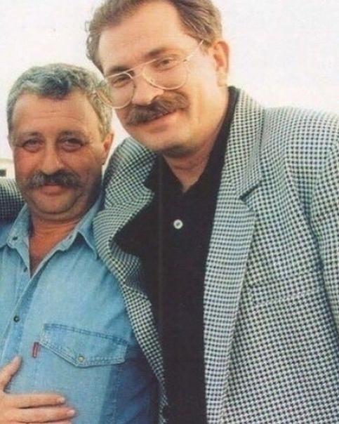 """Якубович и Листьев, """"Поле чудес"""". Смотрели эту программу"""