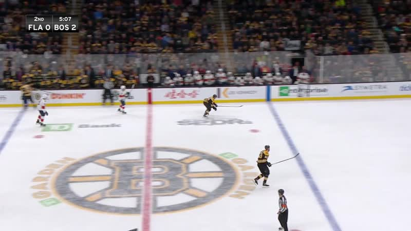 NHL 2019-11-12 RS Florida Panthers - Boston Bruins NESN