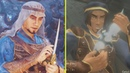 Prince of Persia The Sands of Time Remake vs Original Early Graphics Comparison