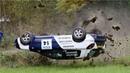 Аварии на ралли в Финляндии 4 Подборка аварий на раллийных авто гонках