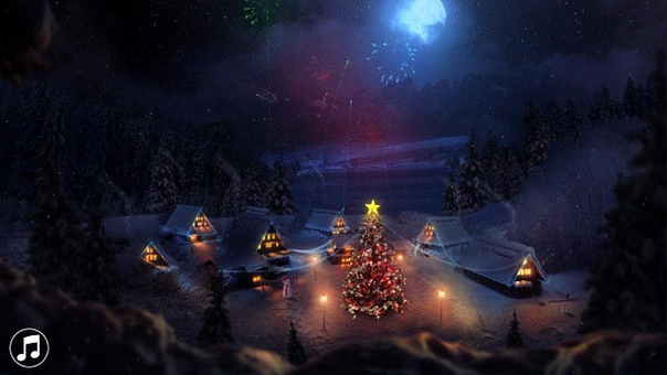 Живые Обои Для Андроид Рождество Скачать