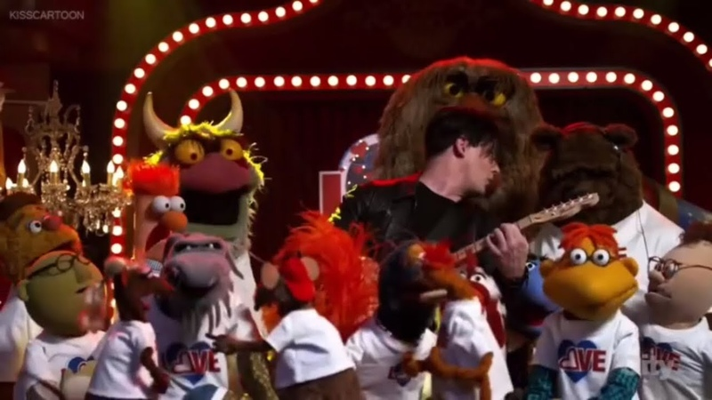 You Are The Sunshine Of My Life (Video) Jack White The Electric Mayhem