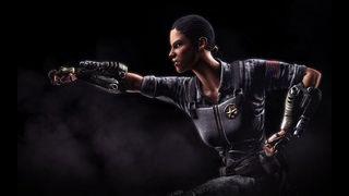 Mortal Kombat X (XL, PS4) - Jacqui Briggs Klassic Tower, Single (3 style) and Network Gameplay MKXL