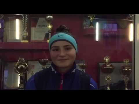Жирякова Мария Девушки 16 17 лет Хоккей с мячом 2019 Мончегорск