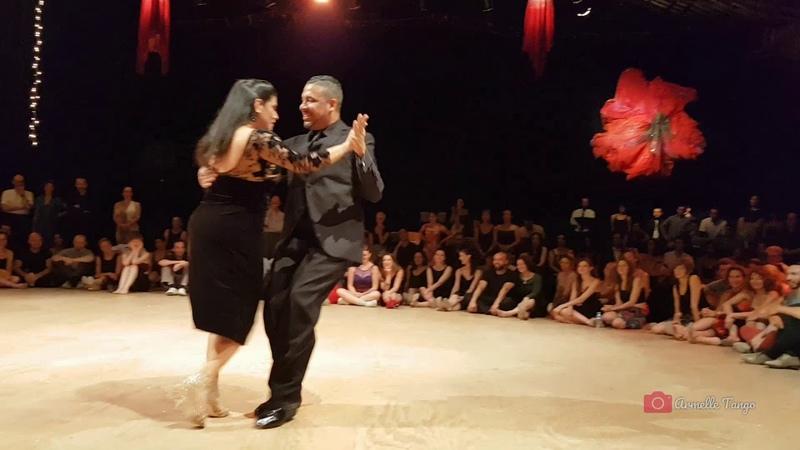 Roberto Zuccarino Maria Ines Bogado ❤ De Antaño @ Paris - Festival Tango Roots 2019