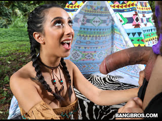 Kiarra Kai Nava Hoe - Little Beavers Sexy Thanksgiving - All Sex Blowjob Doggystyle Cowgirl, Порно