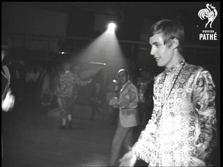 Charity Dance Aka Way-Out Fashion Show For Charity (1967)