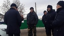Дуслык жители перекрыли дорогу грузовым машинам ДРСУ г Туймазы