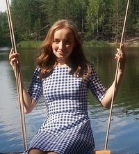 Гордеева Эвелинка (Горинова)