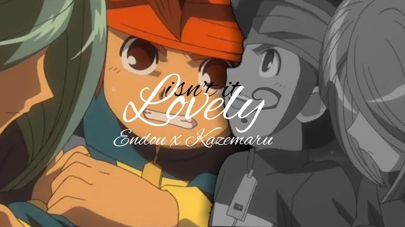 Inazuma Eleven [AMV] - Endou x Kazemaru - Lovely