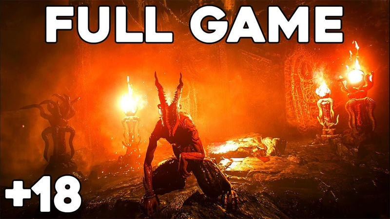 Agony Unrated - Full Game Walkthrough (No Commentary) 18