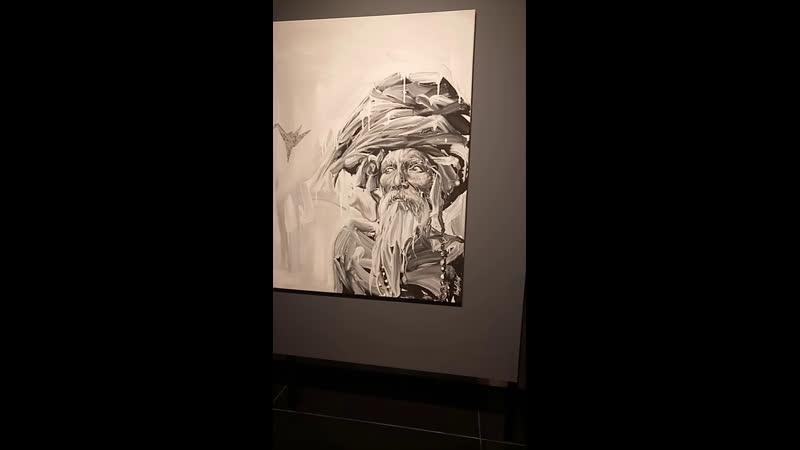 Выставка Нади Ковба