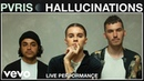 PVRIS Hallucinations Live Performance Vevo