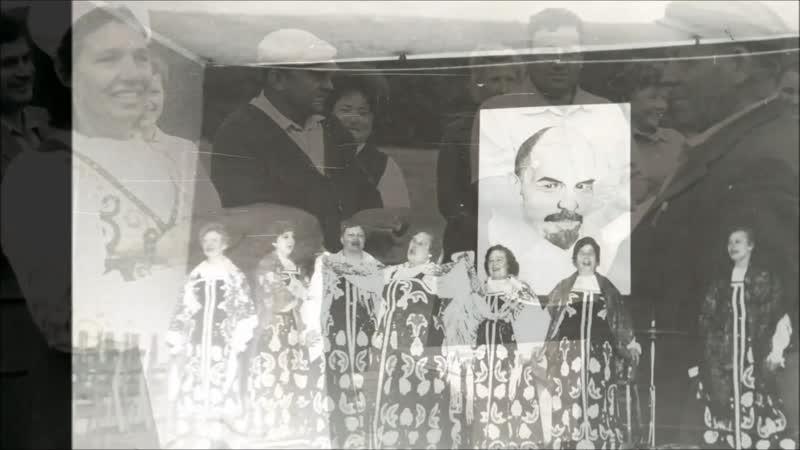 Вокальный коллектив «Рязаночка» (1967 - 2000 гг.)