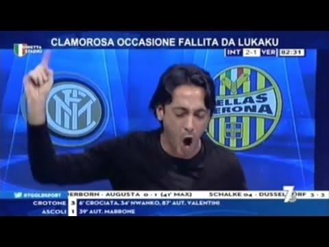 Tramontana SCATENATO! Inter vs Hellas Verona 2-1 DIRETTA STADIO 7GOLD DEL 09112019