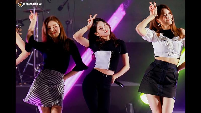 4K 191102 프로미스나인 fromis 9 LOVE RUMPUMPUM 이서연 직캠 Fancam by Syeonny Side Up @ 코리아 창원 틴틴페스티벌