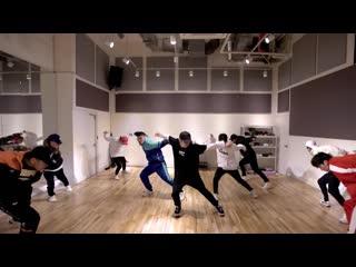 KANG DANIEL () - 'Jealous' Dance Practice Mirrored