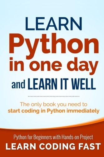 Jamie Chan] Learn Python in One Day and Learn It