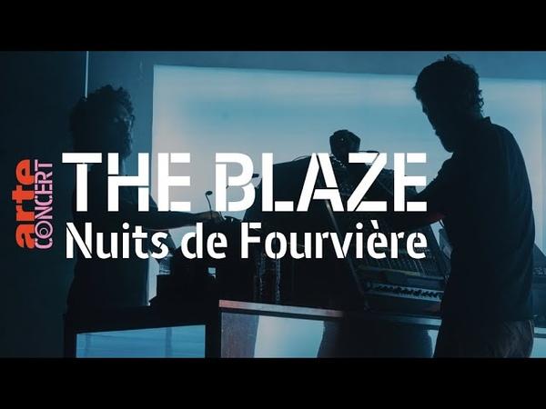 The Blaze @ Nuits de Fourvière Full Show HiRes ARTE Concert