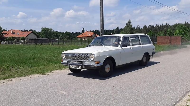 Wolga Scaldia Diesel KOMBI 2 3 bj 1982