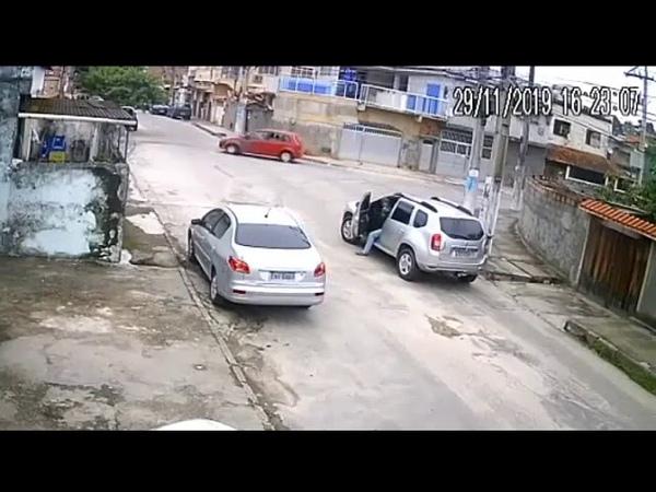 АВТОугонщик неудачник