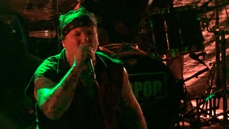 Agnostic Front - Live @ Moscow 24.11.2017 (Full Show)
