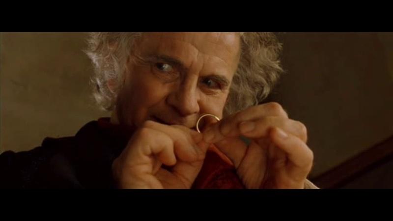 Бильба оставляет кольцо и уходит жить к эльфам Властелин колец Братва и кольцо Перевод Гоблина