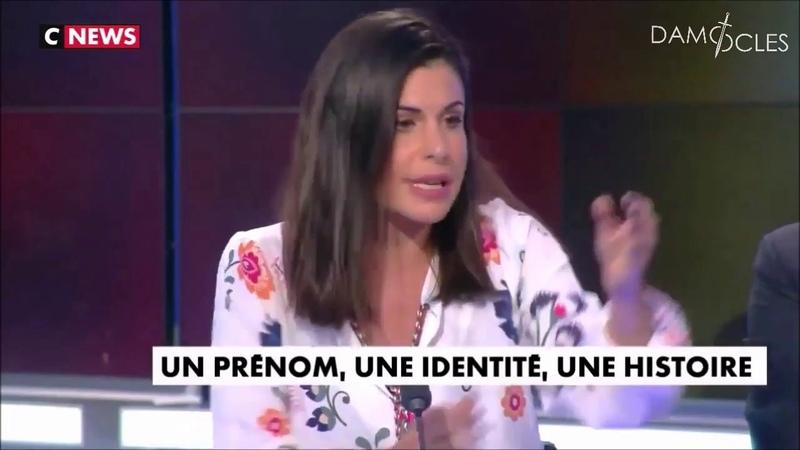 Charlotte d'Ornellas confrontée aux faux arguments de Clement Viktorovitch immigration migrants