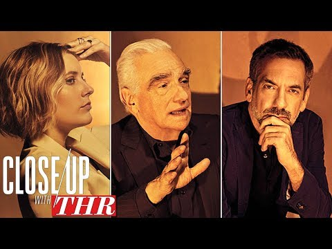 Directors Roundtable Todd Phillips Martin Scorsese Greta Gerwig Noah Baumbach Close Up