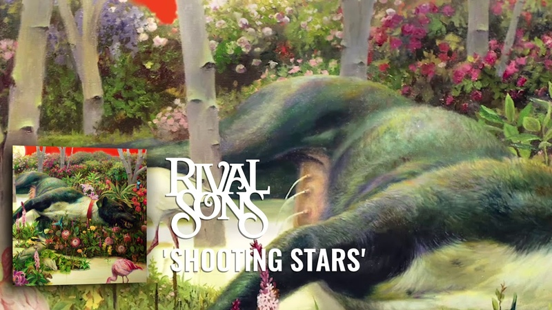 Rival Sons Shooting Stars (Official Audio)