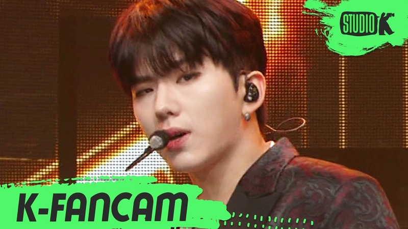 [K-Fancam] 몬스타엑스 기현 직캠 FOLLOW (MONSTA X KIHYUN Fancam) l @MusicBank 191108