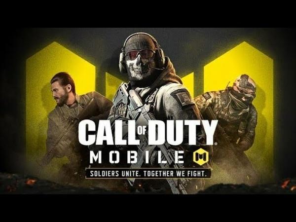 Берем ТОП-1 в Call of Duty Mobile