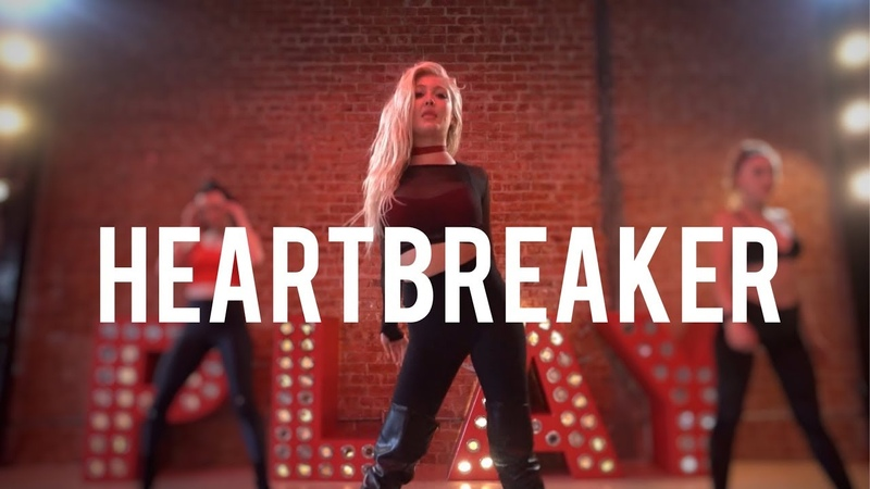 Heartbreaker - Pat Benatar - Choreography by Marissa Heart - Heartbreak Heels