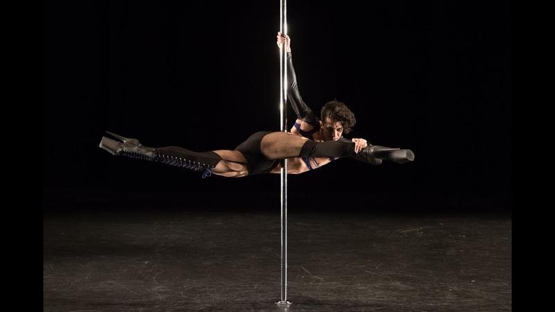 CeZar Lopez 's application for Pole Classique Pole Theatre USA 2018 Semi Pro