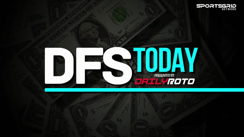Fantasy Football Week 6 Daily Fantasy Best Plays | DFS Today, Ep. 6