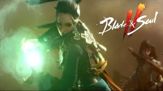 Blade And Soul 2 - Cinematic Video Trailer 2018 by NCSoft