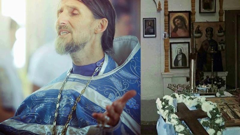 2 серия памяти прт Владимира Семеного Призвание быть священником