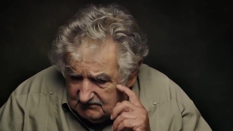Правда, которая заставит Вас задуматься. Кто не знает, это бывший Президент Уругвая Хосе Мухика