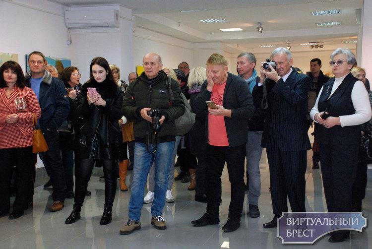 В Бресте 5 декабря открылась экспозиция «Траекторыя руху»