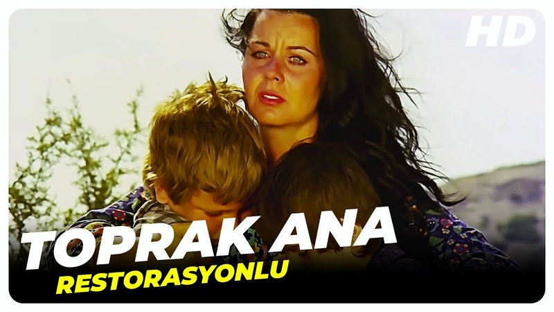 Toprak Ana Fatma Girik Eski Türk Filmi Tek Parça Restorasyonlu
