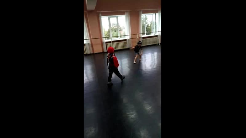 День Пиратов. Индив на танцах.