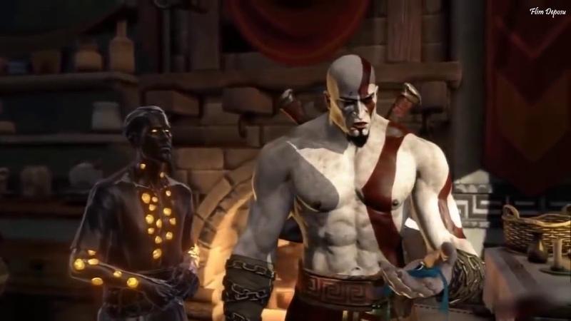Animasyon Savaş Filmi Türkçe Dublaj İzle, Savaş Tanrısı