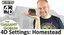 4D Settings Homestead Review WizKids Prepainted Miniatures