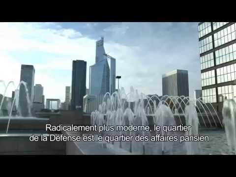 Рассказ о Франции на французском языке с субтитрам