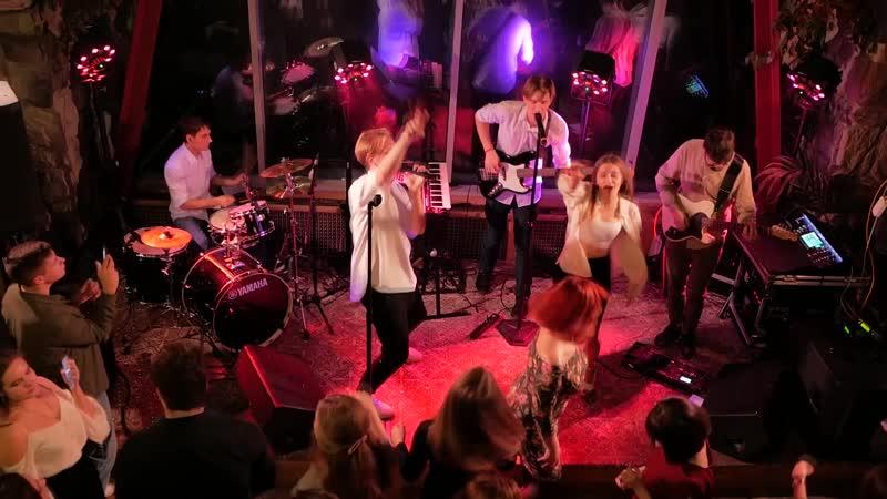 Stacy Michael Band - 09.11.2019 Шари-Вари, Орел
