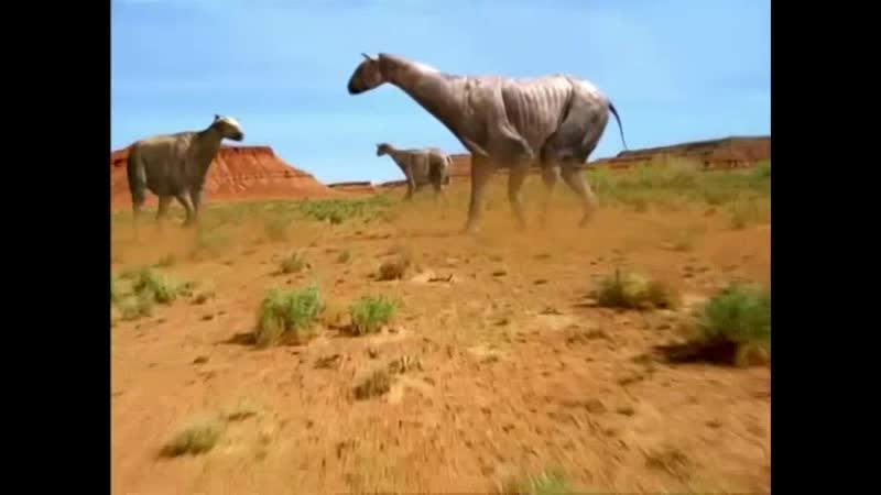 Ролик от BBC Прогулки с Чудовищами Союз Видео 50fps